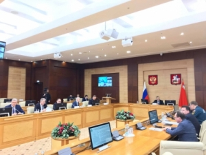 Вопросы обеспечения безопасной эксплуатации газового оборудования обсудили на внеочередном заседании КЧС Московской области