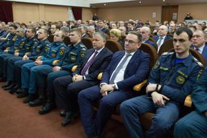По итогам деятельности 2018 года МГСЧС московскую систему безопасности назвали лучшей в России
