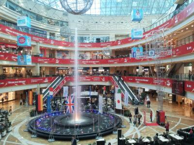 Только пятая часть бизнес-центров и торгово-развлекательных комплексов безопасны с точки зрения ПБ.