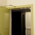 Охрана двери кассового узла