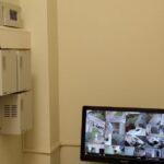 Система охранного видеонаблюдения VIP отделения банка